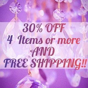 30% OFF bundles of 4+ and FREE shipping!